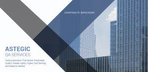 Astegic QA Services Brochure 2016