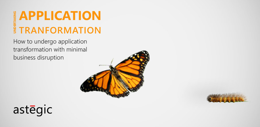 Point of View - Undertaking Application Transformation